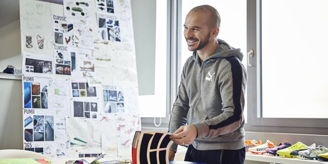 Creative Director at PUMA Stefano Favaro