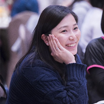 PUMA Executive Assistant Silvia Leung