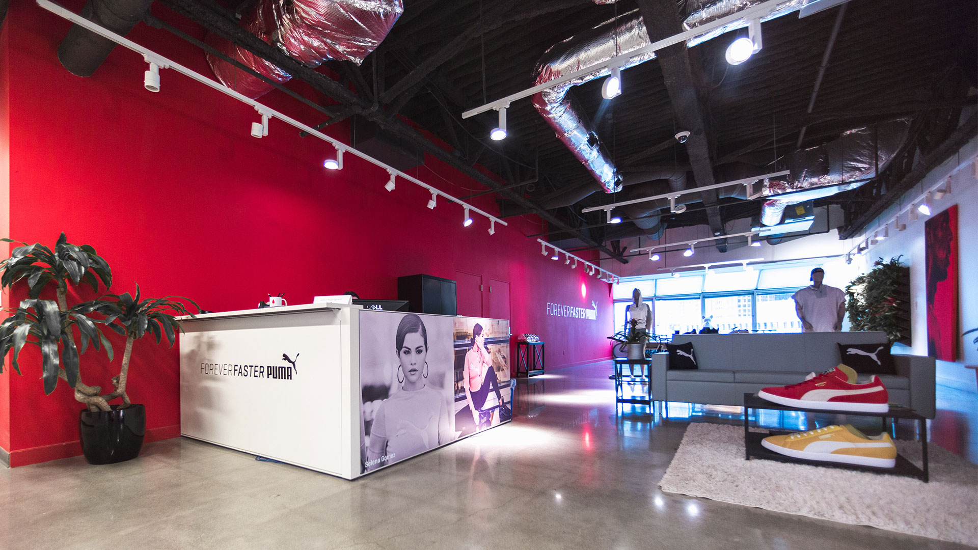 PUMA Boston office