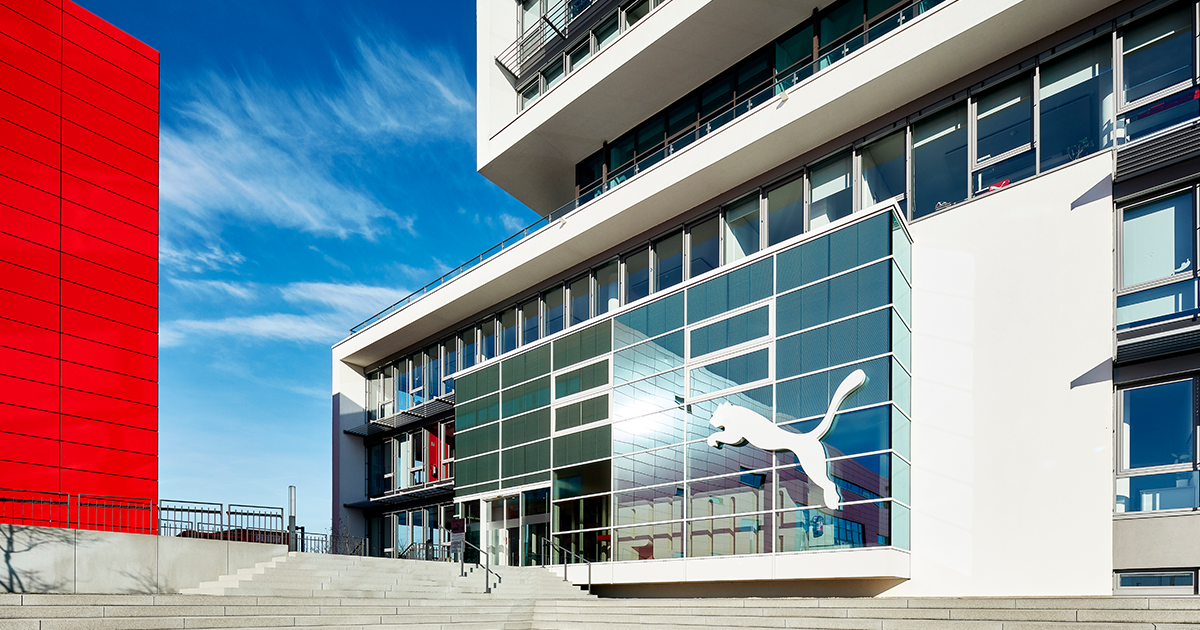 PUMA® - Headquarters in Germany