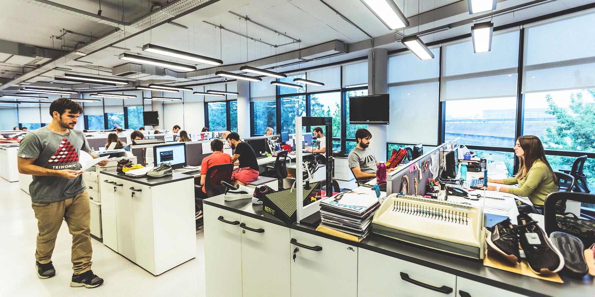 PUMA® - Argentina's central office in Pilar