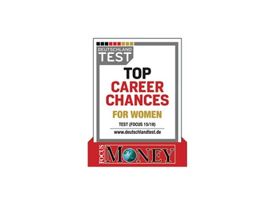 top career chances for women