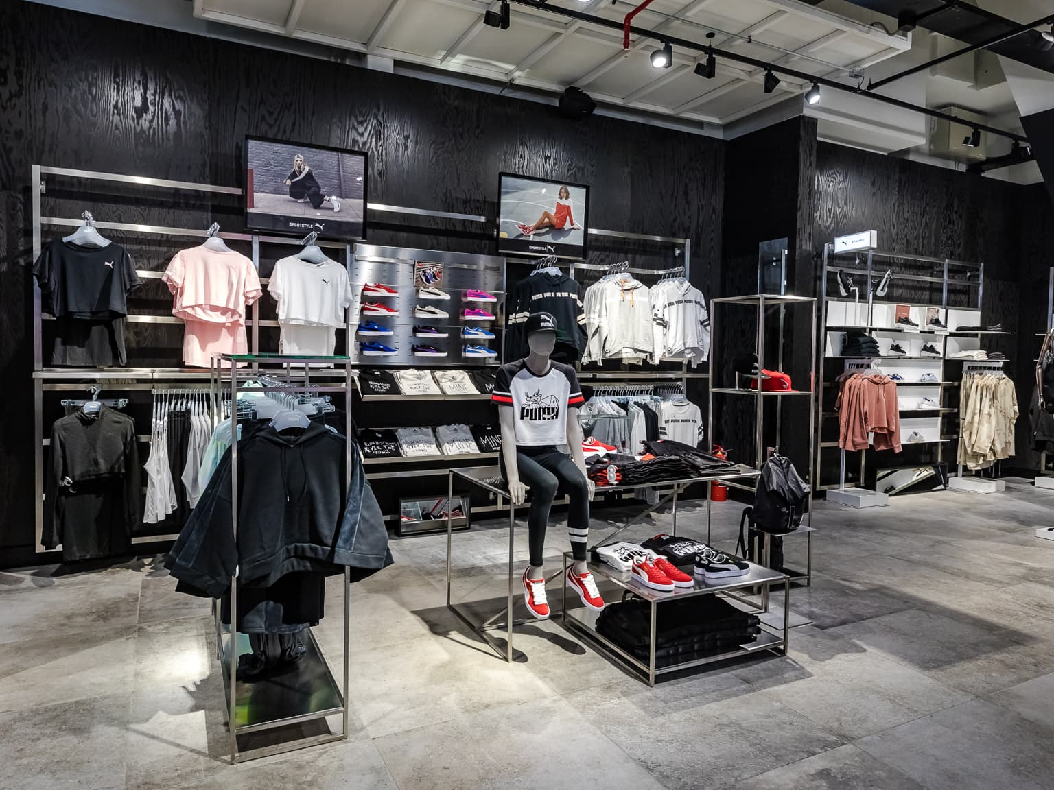 what stores carry puma