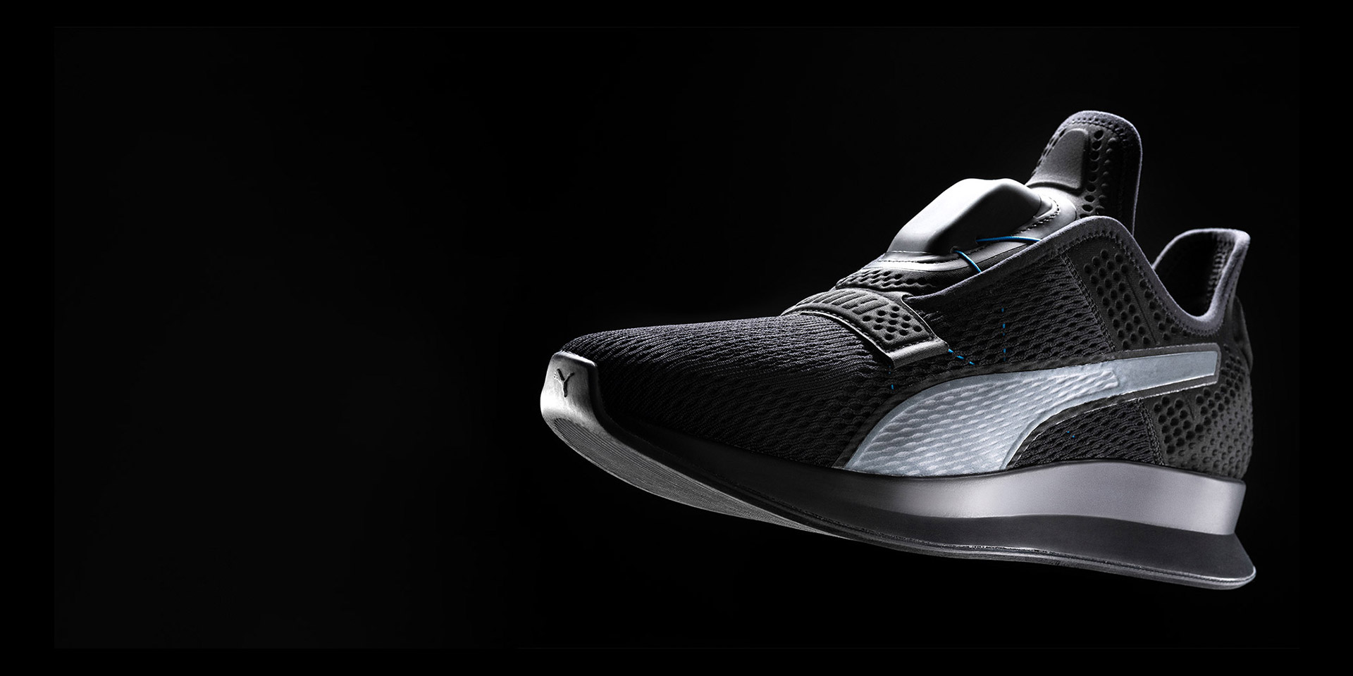 c3c386ac4e10 PUMA® - PUMA® INTRODUCES SELF-LACING TRAINING SHOE FIT INTELLIGENCE