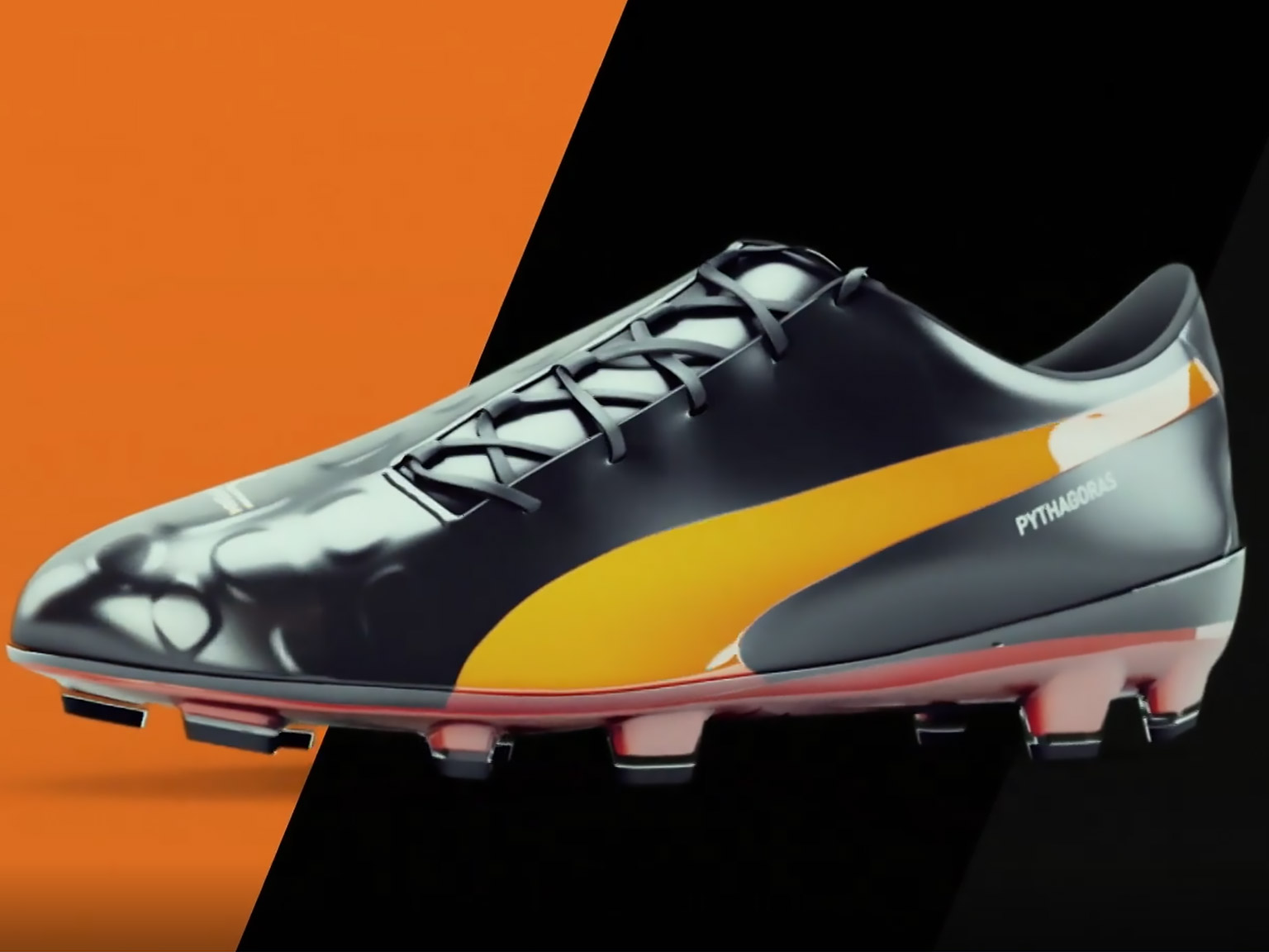 PUMA's Evolocity Football Boot