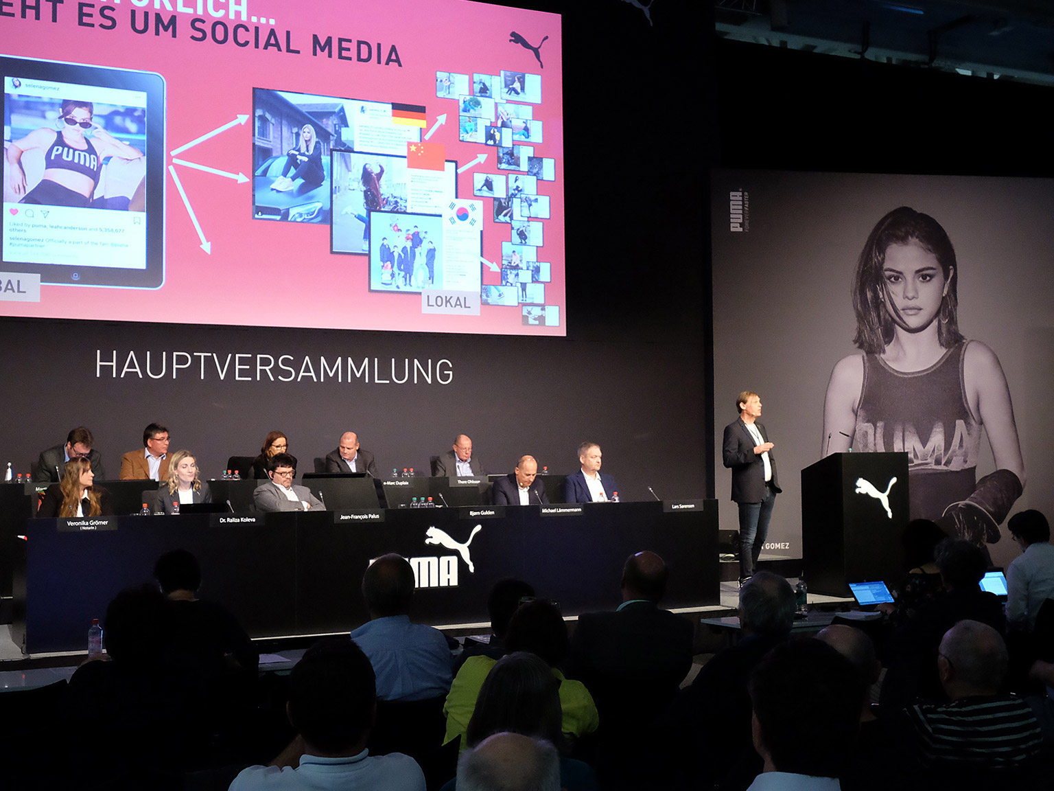 PUMA Annual General Meeting