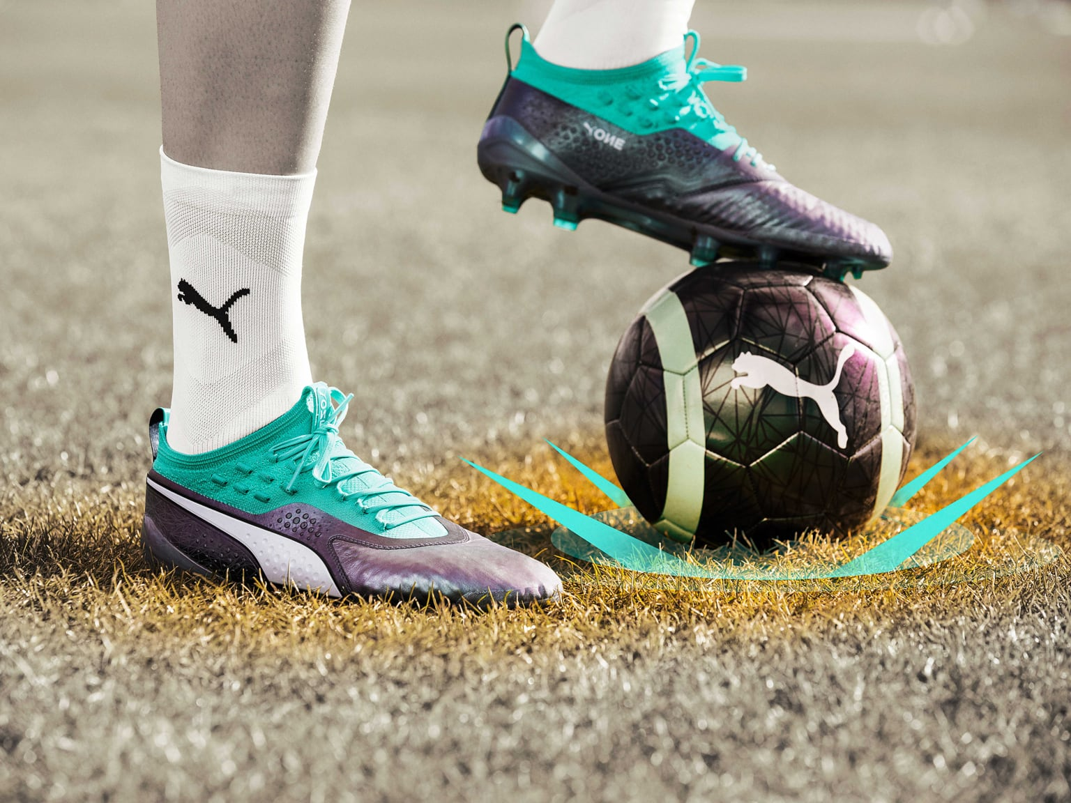 "ILLUMINATE THE GAME – PUMA Launch The Future 2.1 ""Illuminate"