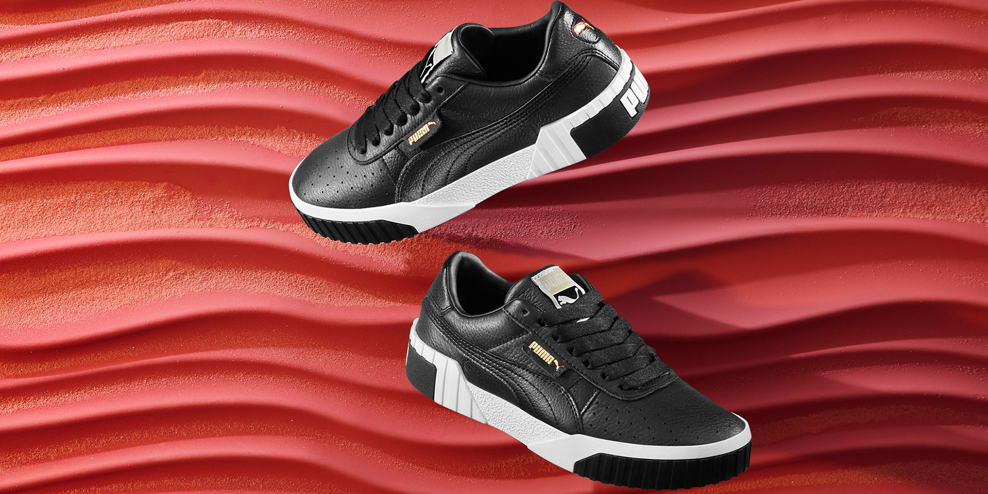 PUMA Drops All New Cali Sneaker Silhouette | Puma cali, New