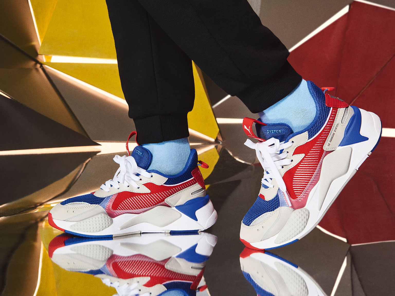 691e1140d6028f PUMA® - PUMA and Hasbro reveal the RS-X Transformers Pack