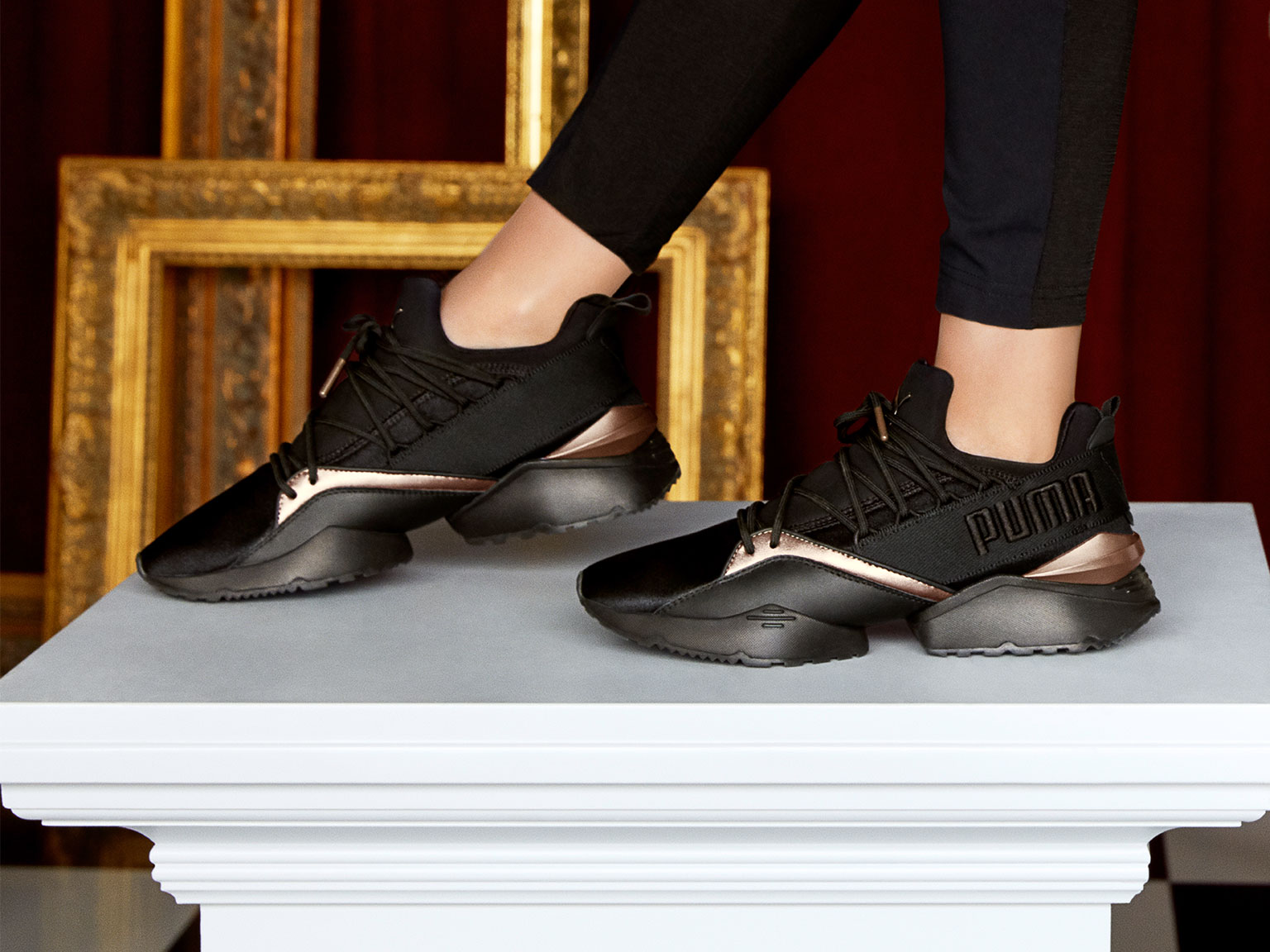 PUMA® - PUMA launches Muse Maia Luxe