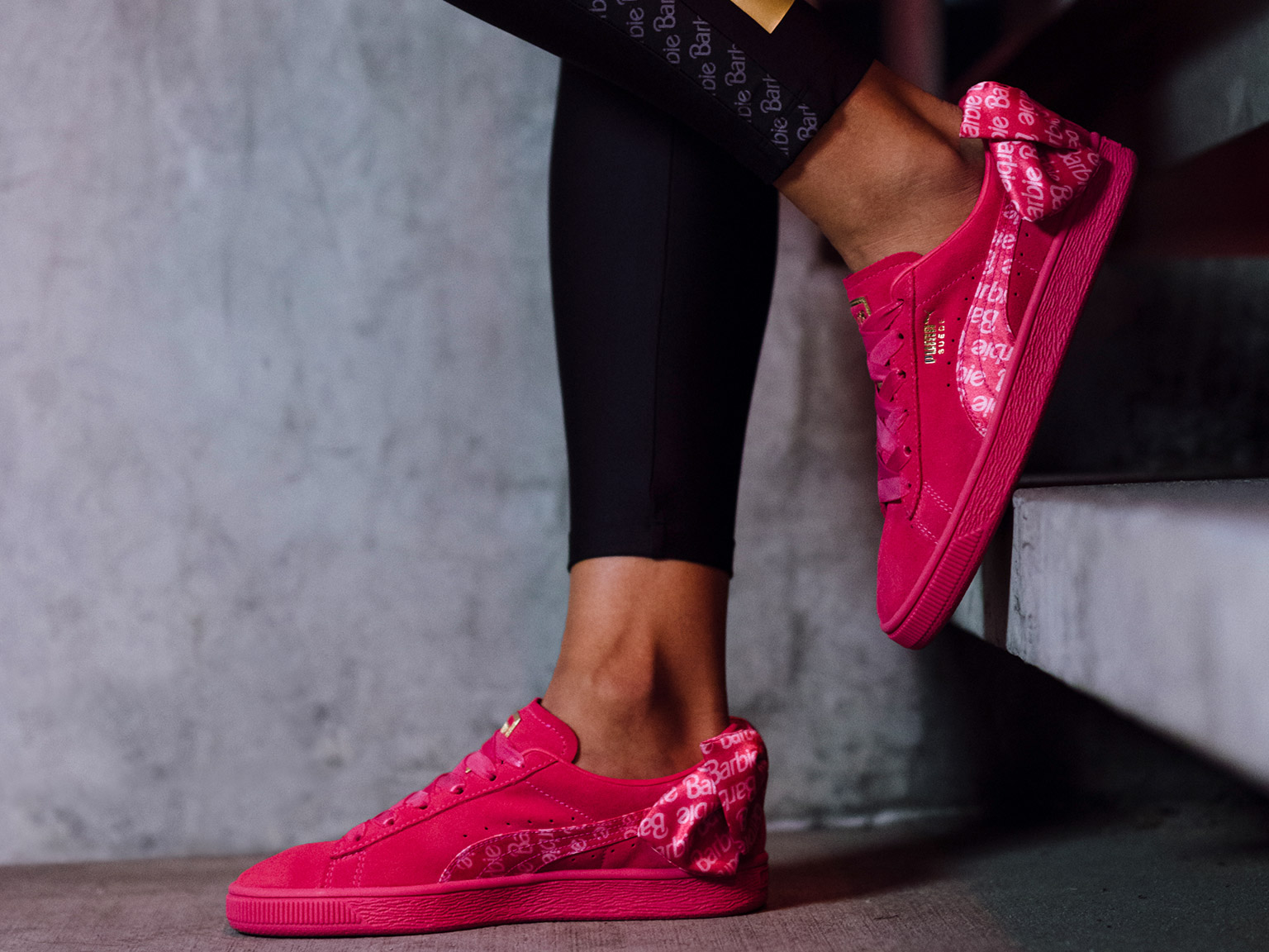 Barbie We've teamed up with PUMA to celebrate 50 years