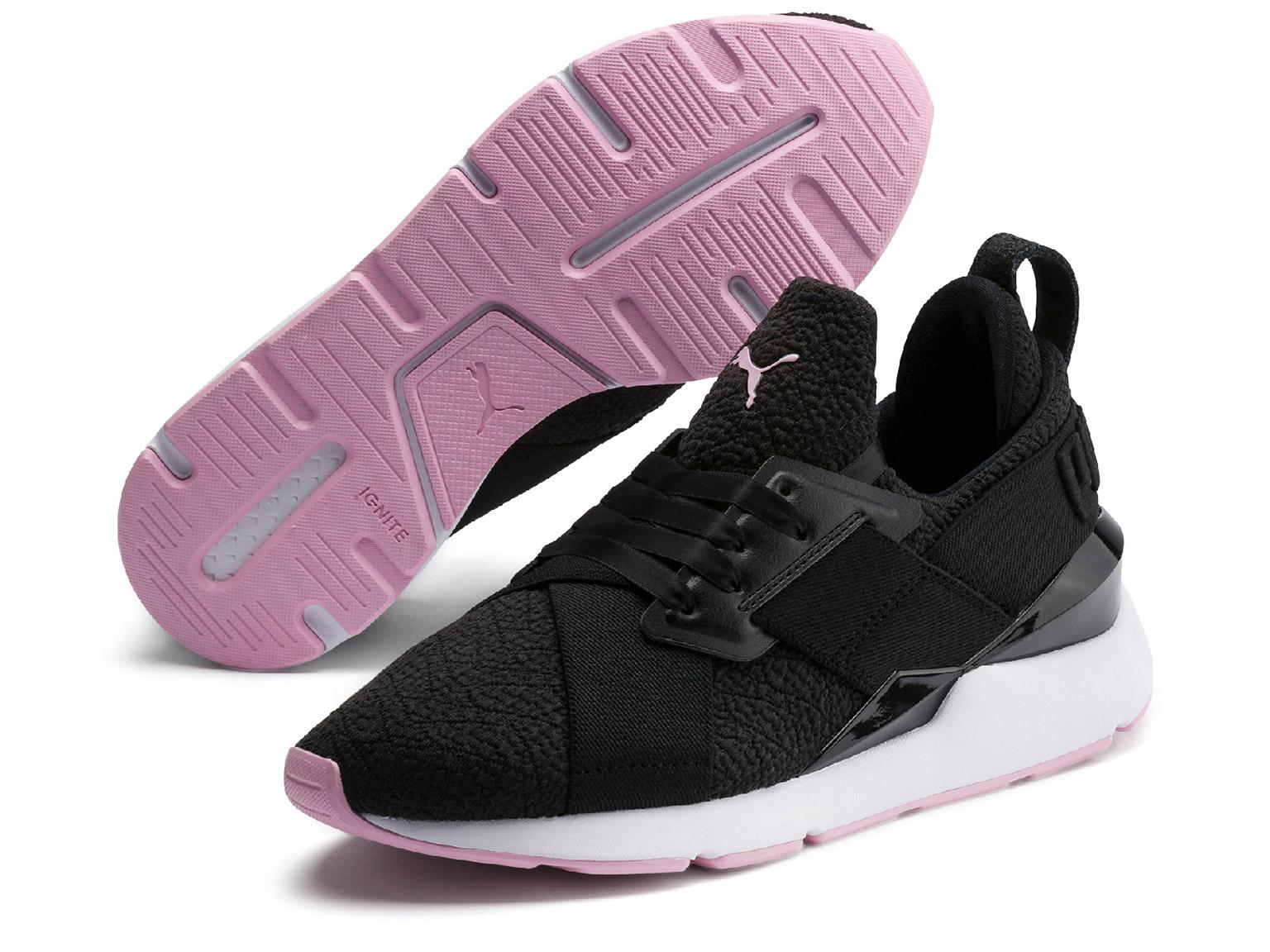 PUMA And Cara Delevingne Drop Muse Trailblazer Sneaker