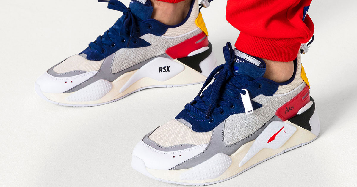 PUMA® - PUMA AND ADER ERROR LAUNCH NEW COLLECTION INSPIRED ...