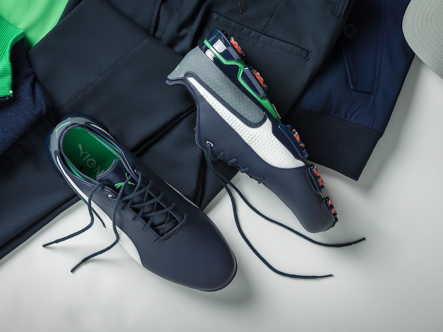 PUMA® PUMA BRINGS THE X FACTOR WITH SOPHISTICATED X COLLECTION