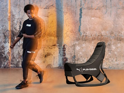 PUMA and PLAYSEAT