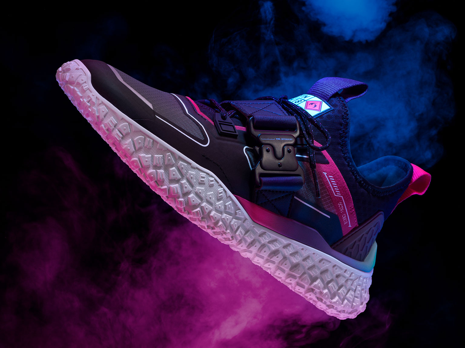 PUMA® PUMA and Need for Speed create HI OCTN Sneaker