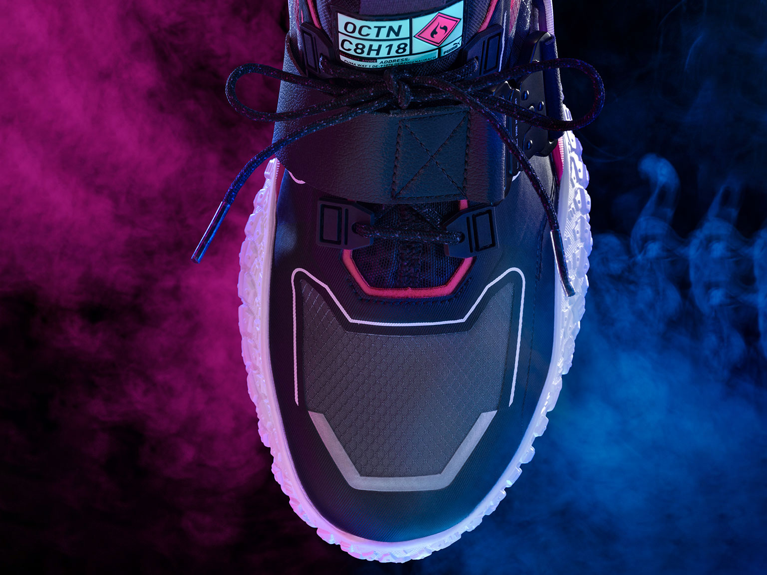 need for speed heat paire de basket puma