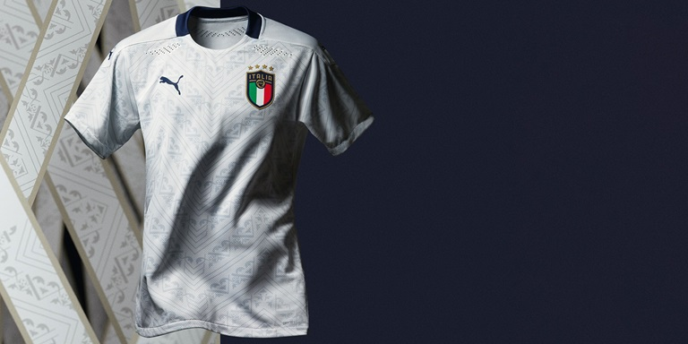 Plausible Torpe Discriminatorio  PUMA® - New 2020 Italy Away Kit - crafted from culture for a new decade