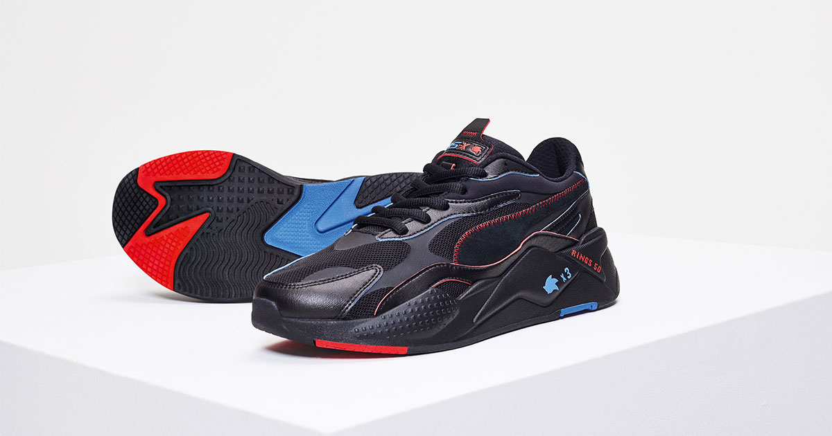 PUMA® - PUMA and Sonic speed up again