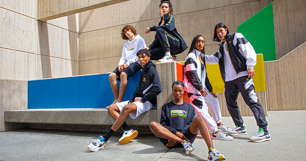 PUMA® - PUMA RECOGNIZES THE POWER OF SPORT UNITING THE WORLD WITH NEW UNITY  COLLECTION