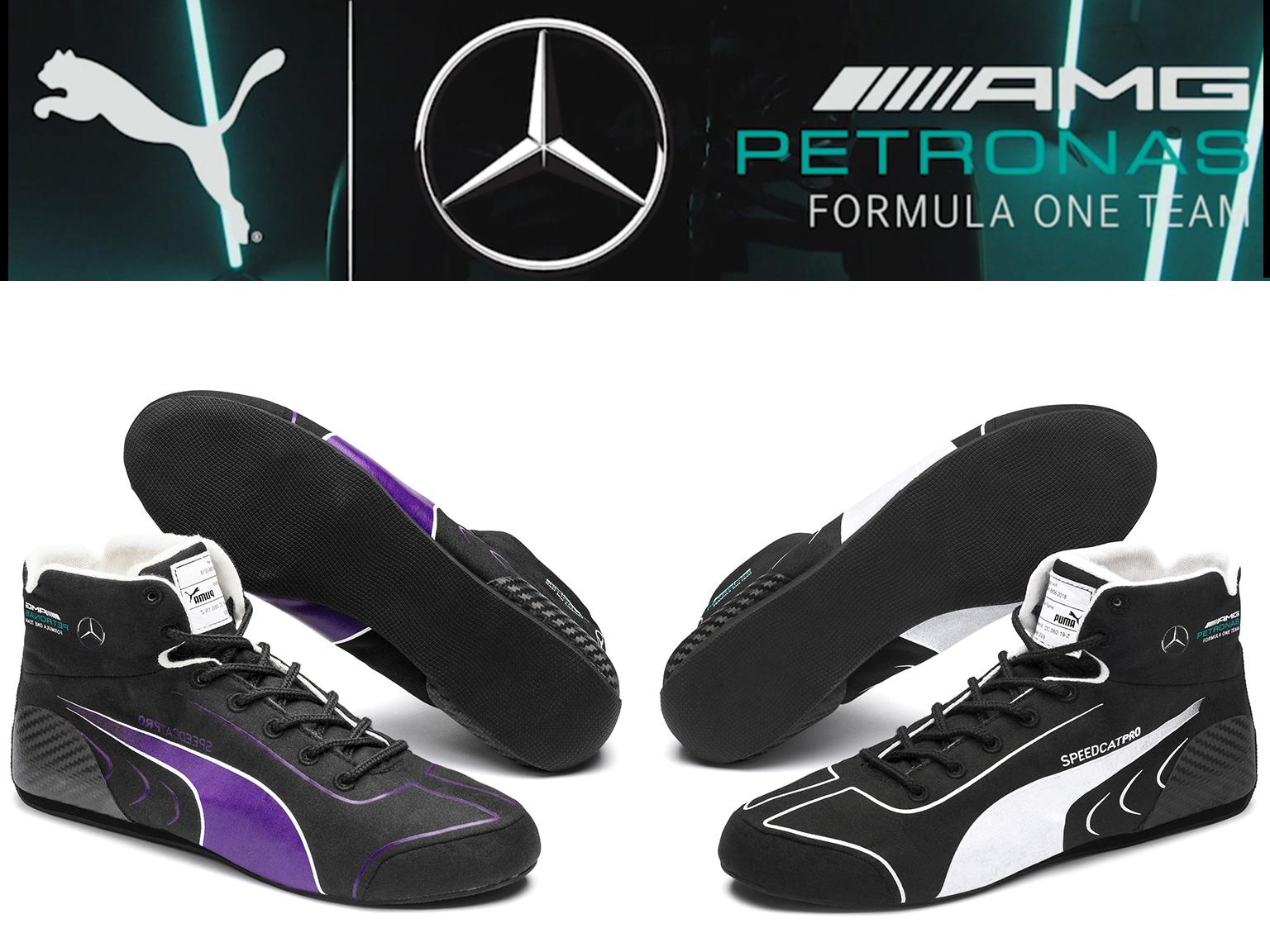 Mercedes Speedcat Pro
