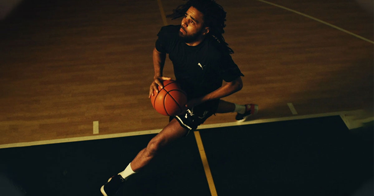 PUMA® - PUMA AND J.COLE ANNOUNCE OFFICIAL PARTNERSHIP WITH ...
