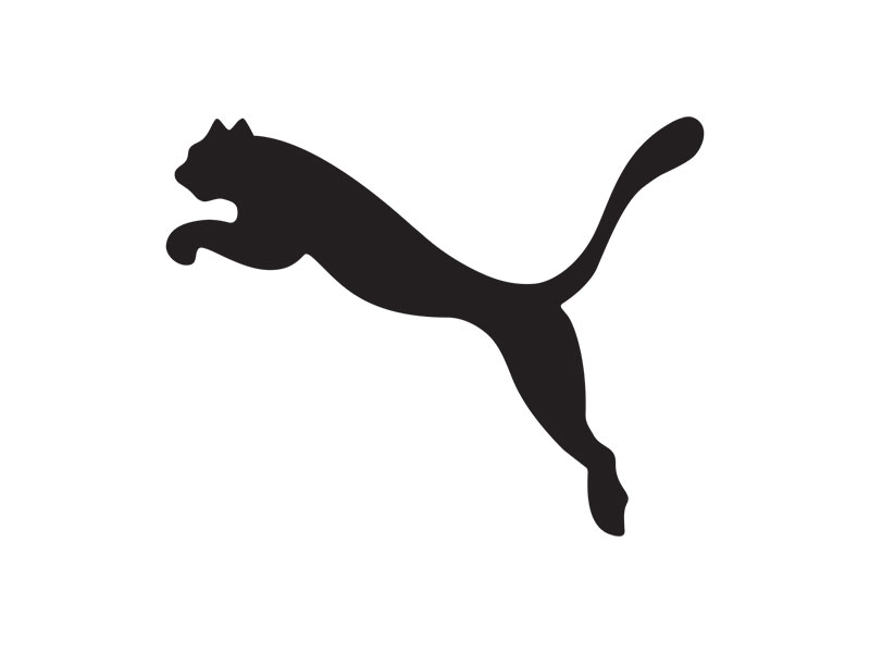 PUMA Logo jumping cat