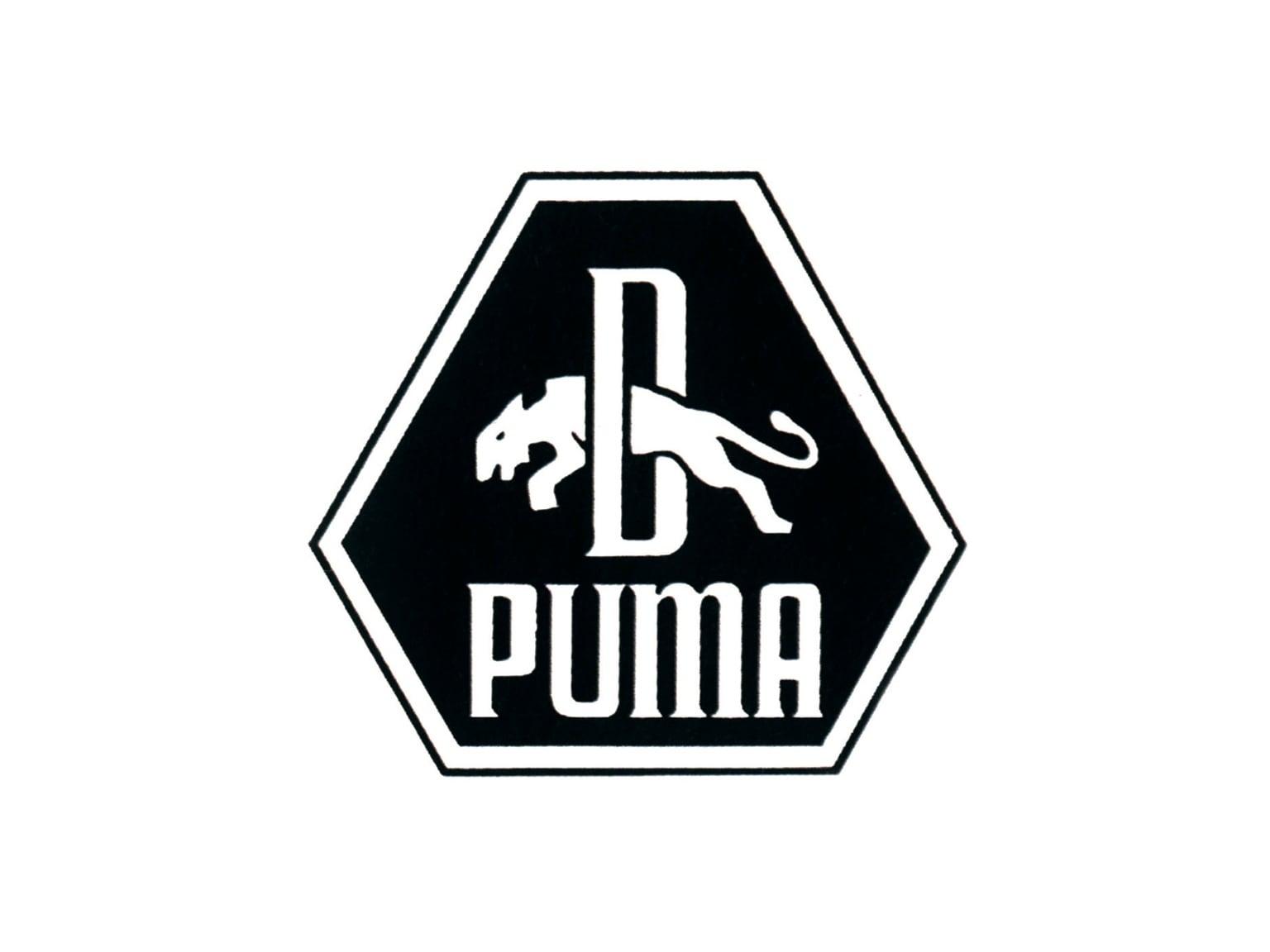 ancien logo PUMA