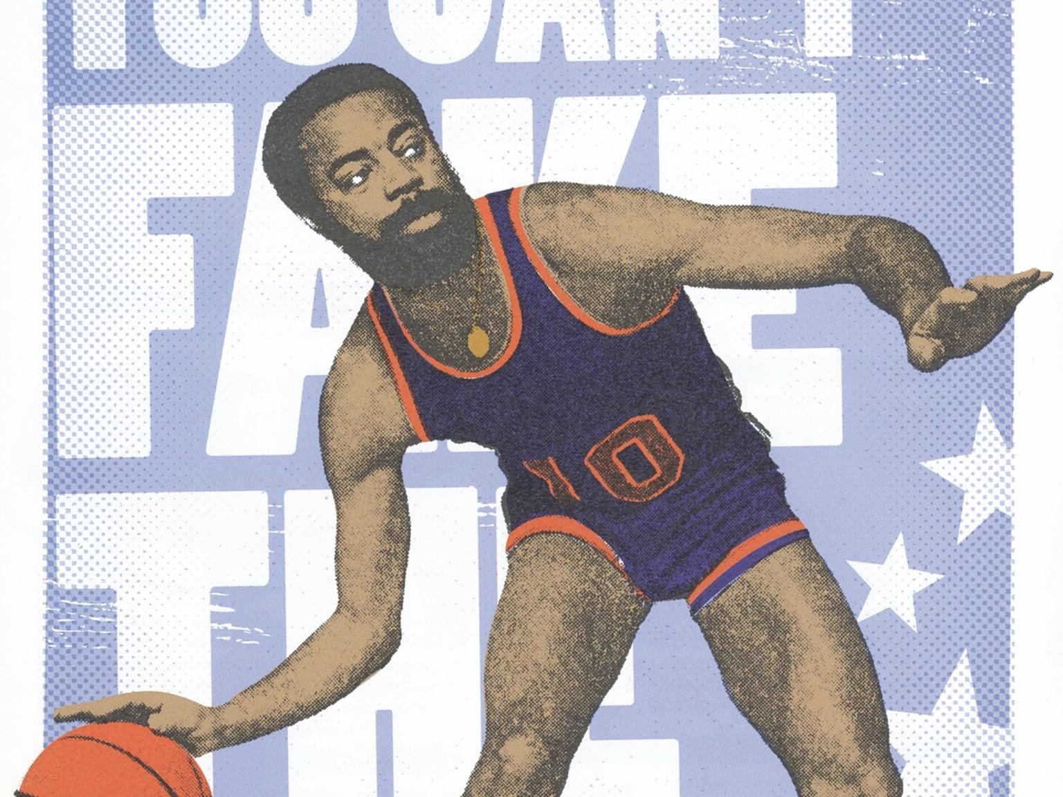 1977 Walt Clyde Frazier