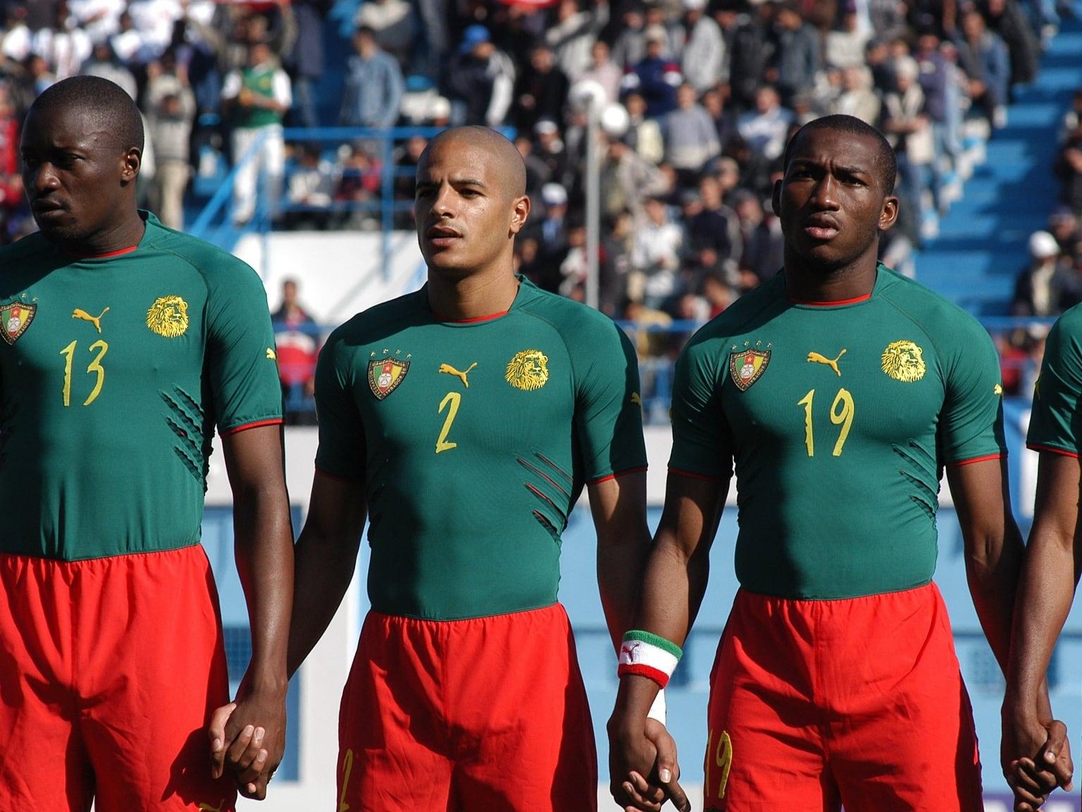 PUMA Cameroun