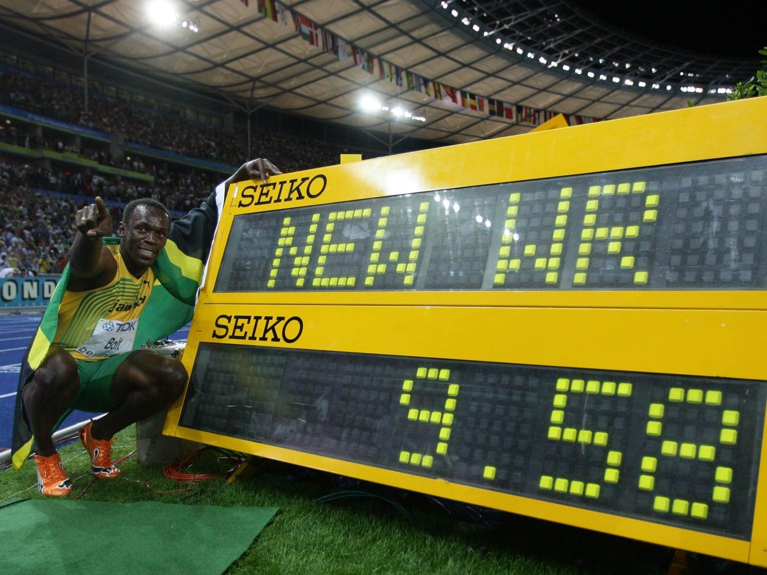 PUMA Usain Bolt à Berlin