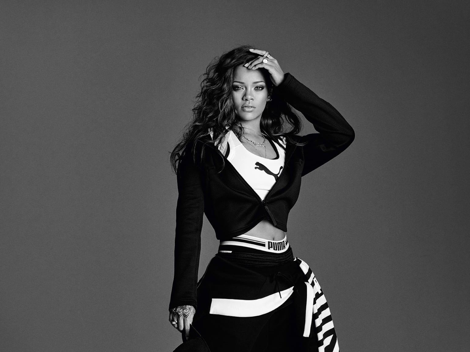 Premier disque Rihanna