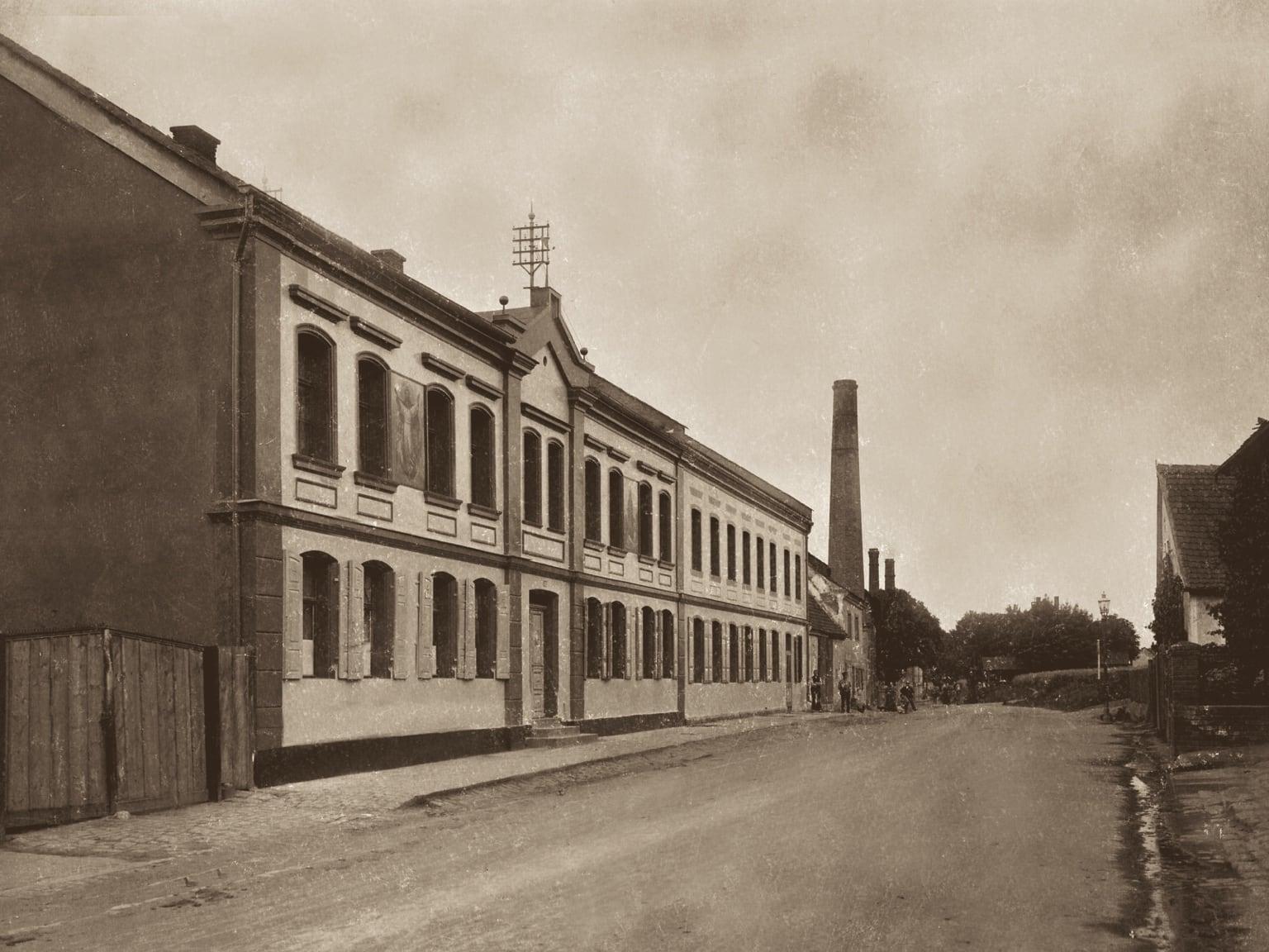 Bâtiment PUMA 1948