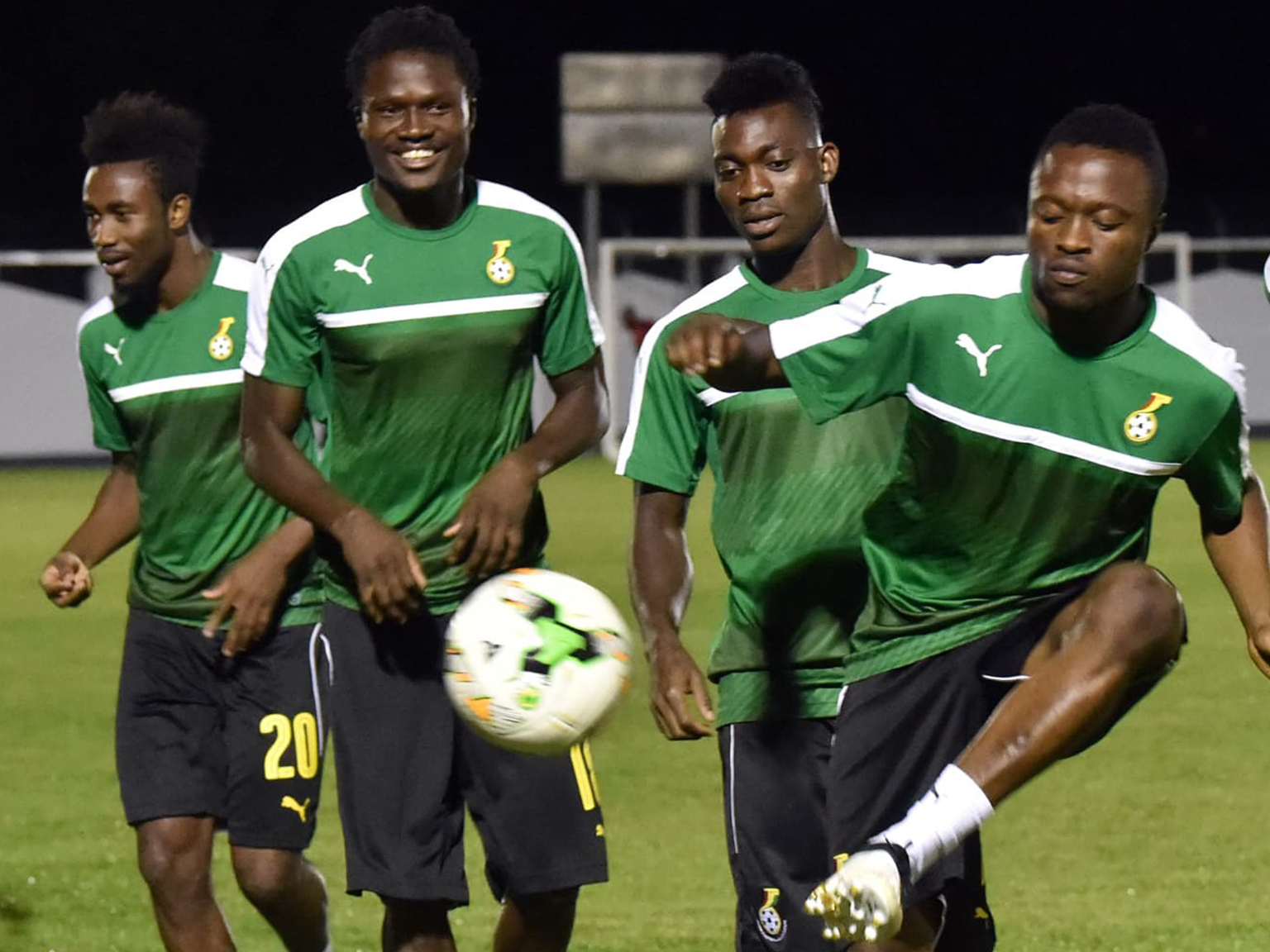 National Team Ghana