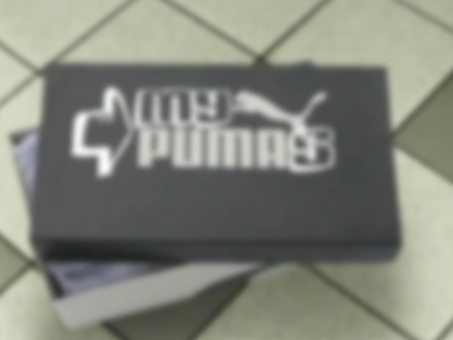 Boîte à chaussures PUMA