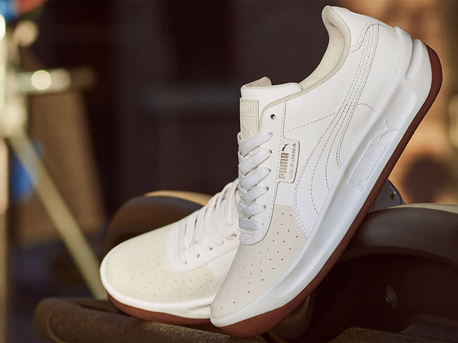 PUMA California shoes