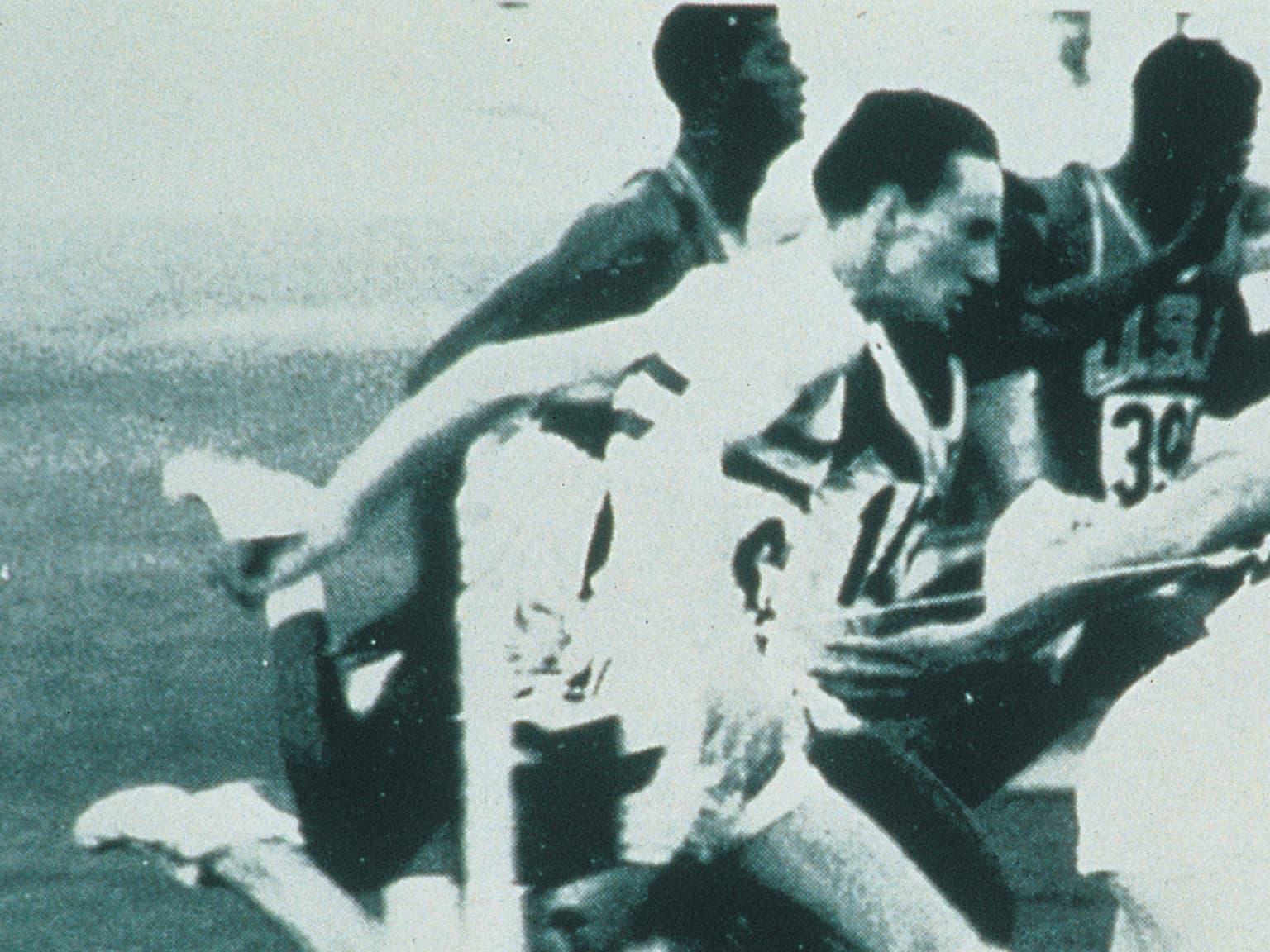 Armin Harry 1960 Jeux olympiques de Rome