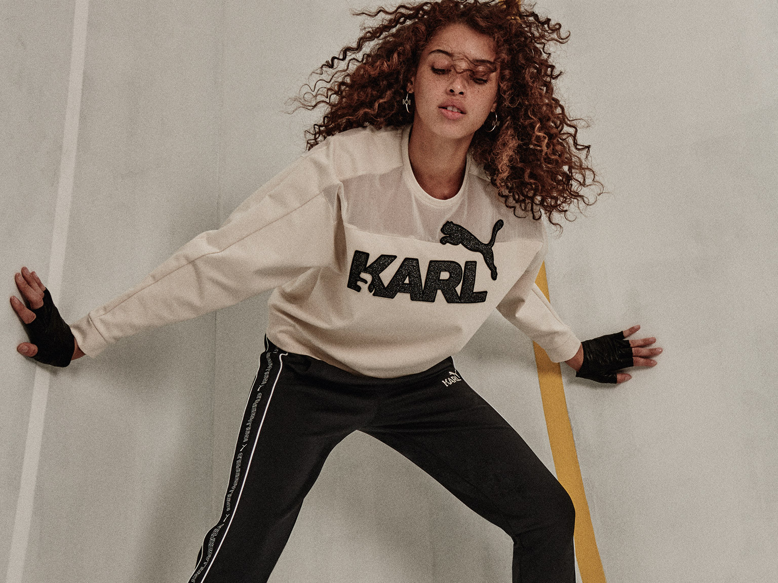 PUMA and Karl Lagerfeld Collaboration