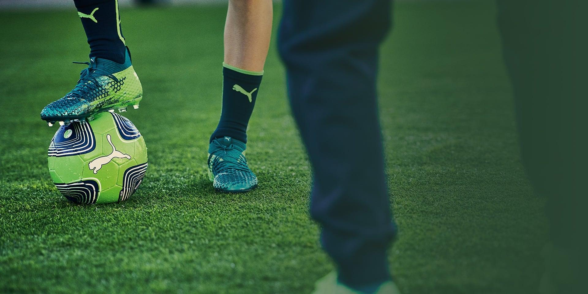 PUMA® - Football and other Teamsports